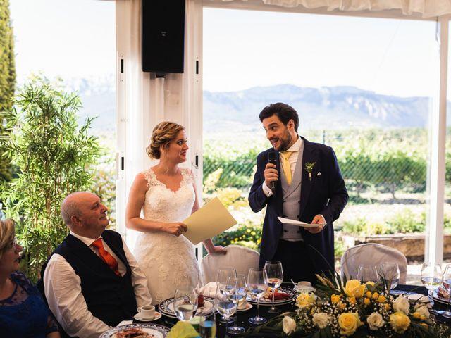 La boda de Iñigo y Isabel en Laguardia, Álava 53