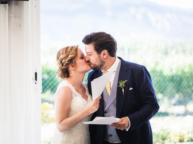 La boda de Iñigo y Isabel en Laguardia, Álava 57