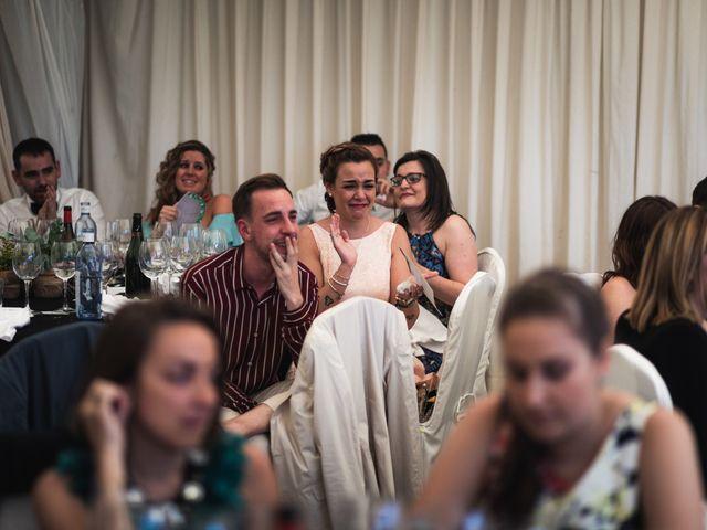 La boda de Iñigo y Isabel en Laguardia, Álava 59