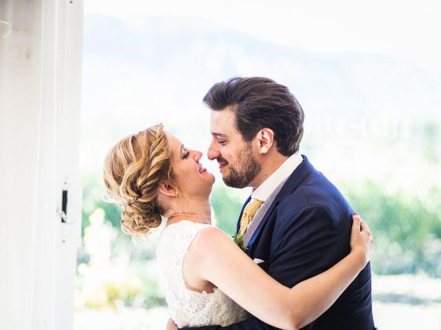 La boda de Iñigo y Isabel en Laguardia, Álava 60