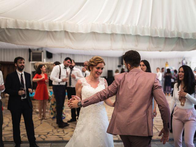 La boda de Iñigo y Isabel en Laguardia, Álava 66