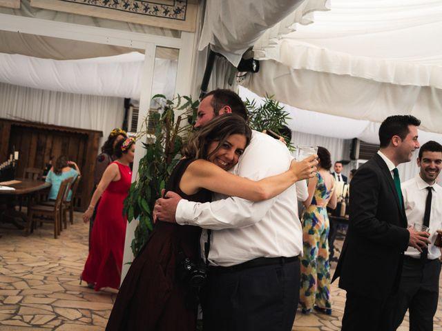 La boda de Iñigo y Isabel en Laguardia, Álava 68