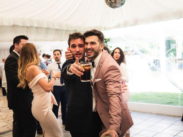 La boda de Iñigo y Isabel en Laguardia, Álava 69