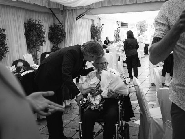 La boda de Iñigo y Isabel en Laguardia, Álava 71