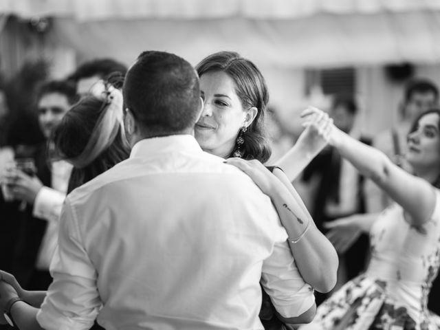 La boda de Iñigo y Isabel en Laguardia, Álava 72