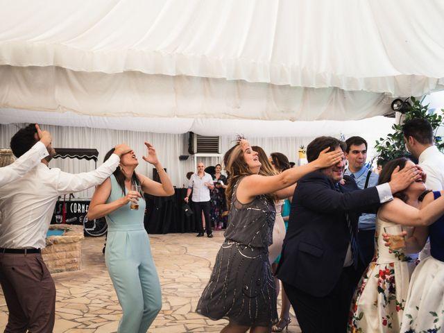 La boda de Iñigo y Isabel en Laguardia, Álava 74