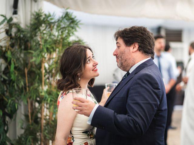 La boda de Iñigo y Isabel en Laguardia, Álava 82