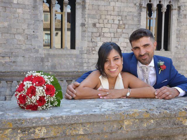 La boda de Bruno y Mirella