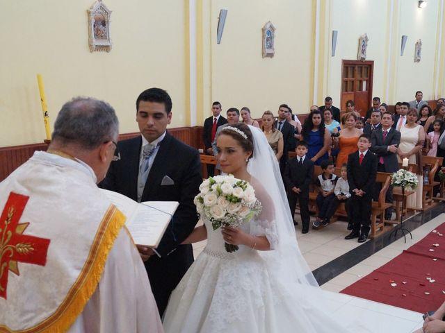 La boda de Sergio y Jessica en Madrid, Madrid 19