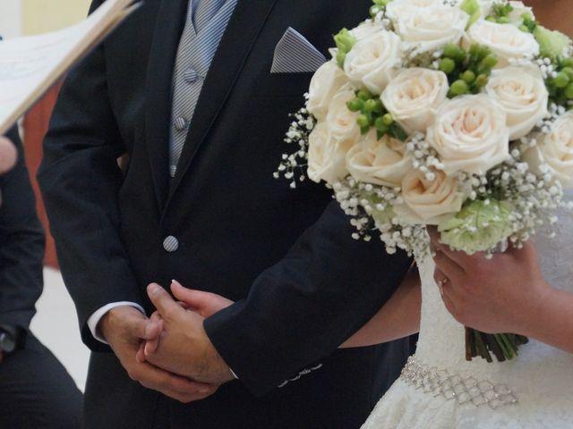 La boda de Sergio y Jessica en Madrid, Madrid 20