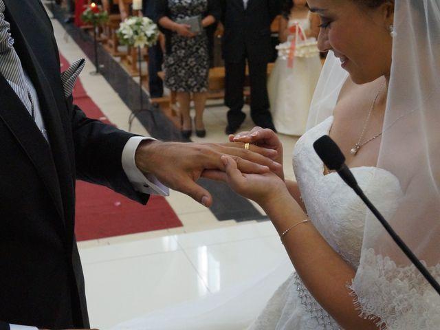 La boda de Sergio y Jessica en Madrid, Madrid 23