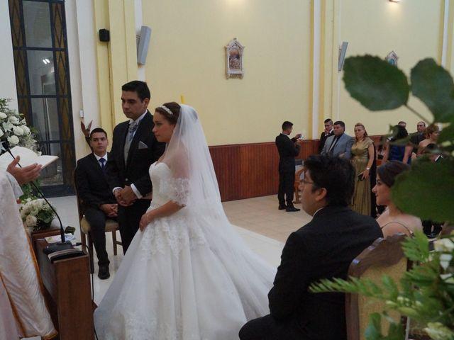 La boda de Sergio y Jessica en Madrid, Madrid 25