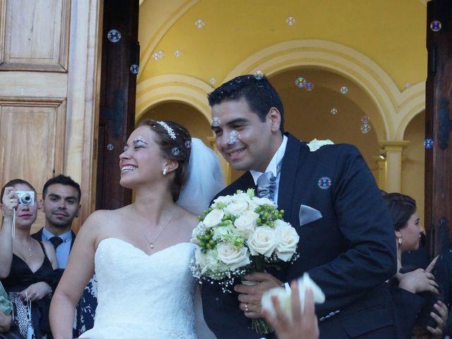 La boda de Sergio y Jessica en Madrid, Madrid 28