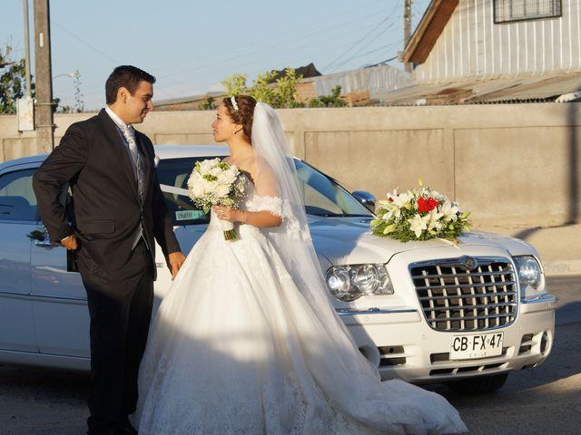La boda de Sergio y Jessica en Madrid, Madrid 29