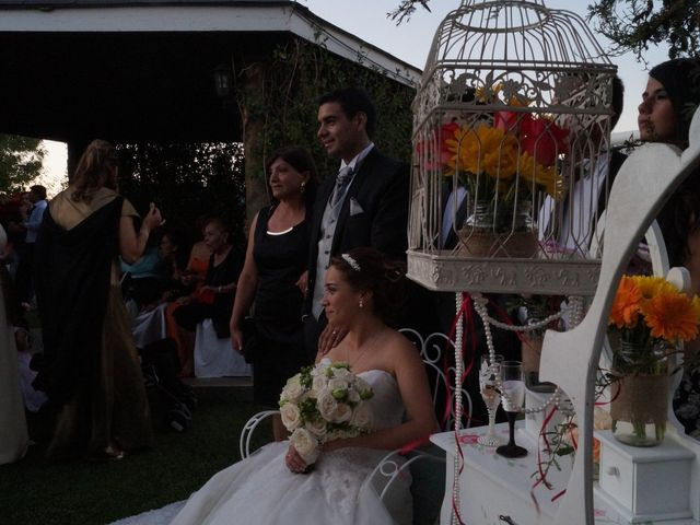 La boda de Sergio y Jessica en Madrid, Madrid 32