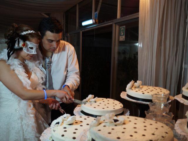 La boda de Sergio y Jessica en Madrid, Madrid 40