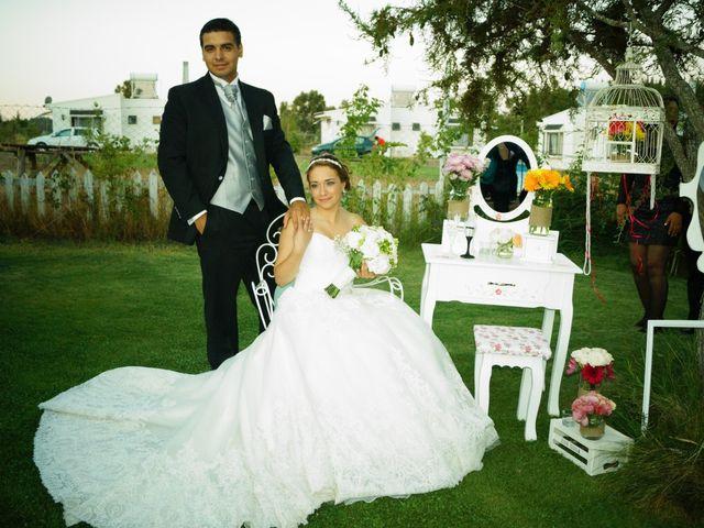 La boda de Sergio y Jessica en Madrid, Madrid 41