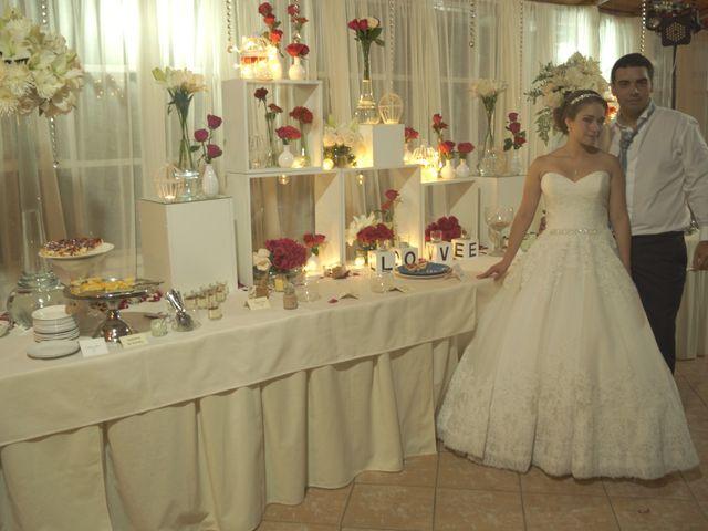 La boda de Sergio y Jessica en Madrid, Madrid 45