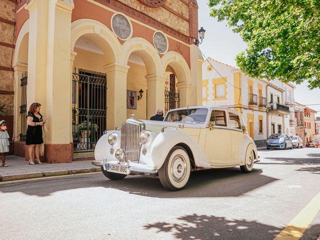 La boda de Hemeregildo y Maria del Mar en Granada, Granada 21