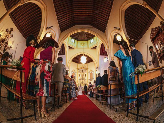 La boda de Hemeregildo y Maria del Mar en Granada, Granada 22