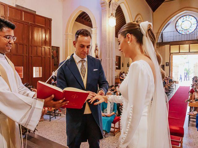 La boda de Hemeregildo y Maria del Mar en Granada, Granada 27
