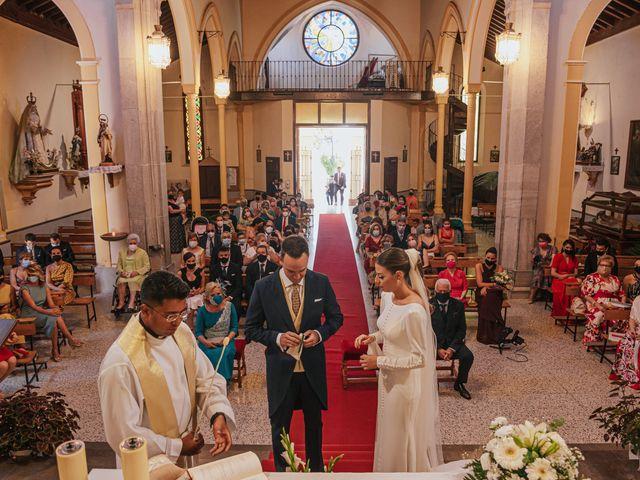 La boda de Hemeregildo y Maria del Mar en Granada, Granada 29