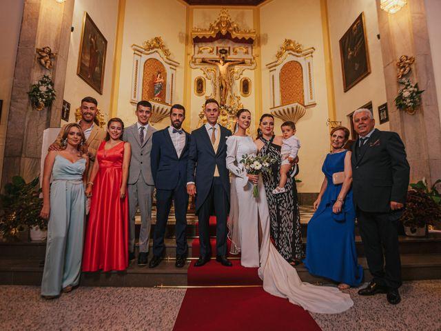 La boda de Hemeregildo y Maria del Mar en Granada, Granada 30