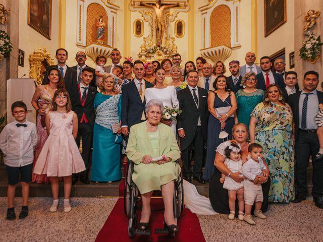 La boda de Hemeregildo y Maria del Mar en Granada, Granada 31