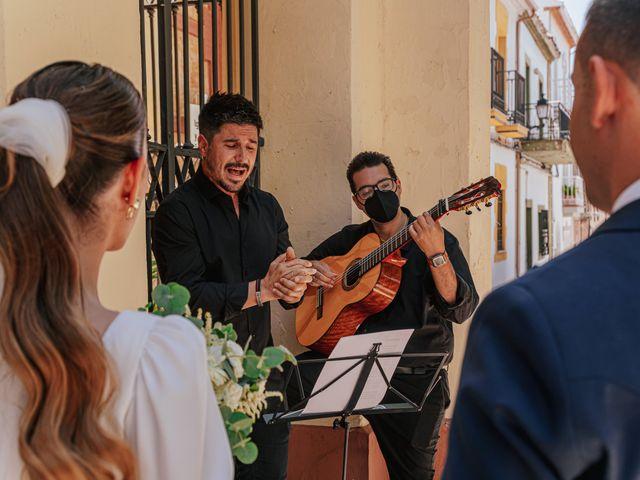 La boda de Hemeregildo y Maria del Mar en Granada, Granada 33