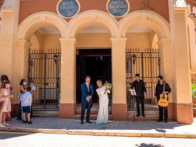 La boda de Hemeregildo y Maria del Mar en Granada, Granada 34