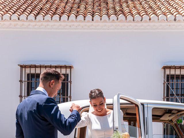 La boda de Hemeregildo y Maria del Mar en Granada, Granada 42