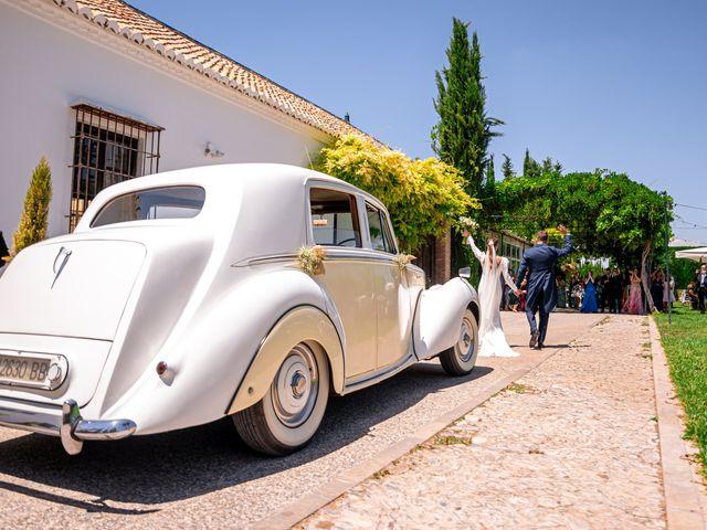 La boda de Hemeregildo y Maria del Mar en Granada, Granada 44