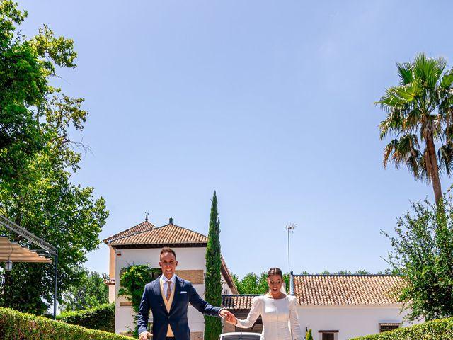La boda de Hemeregildo y Maria del Mar en Granada, Granada 47
