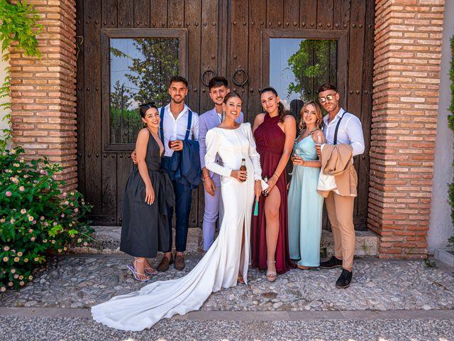 La boda de Hemeregildo y Maria del Mar en Granada, Granada 48