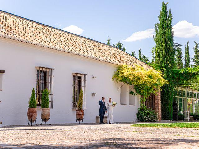 La boda de Hemeregildo y Maria del Mar en Granada, Granada 51
