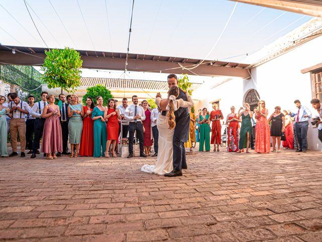 La boda de Hemeregildo y Maria del Mar en Granada, Granada 59