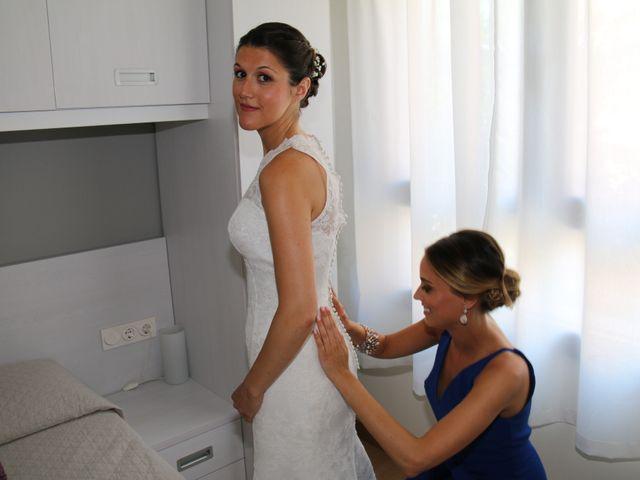 La boda de Juandi y Nuria en Premia De Dalt, Barcelona 6