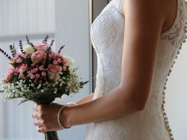 La boda de Juandi y Nuria en Premia De Dalt, Barcelona 7