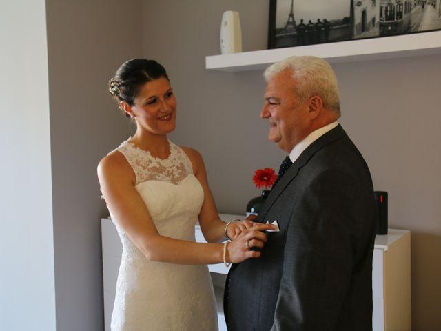 La boda de Juandi y Nuria en Premia De Dalt, Barcelona 10