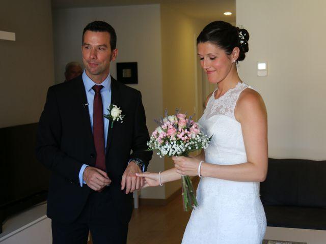 La boda de Juandi y Nuria en Premia De Dalt, Barcelona 12