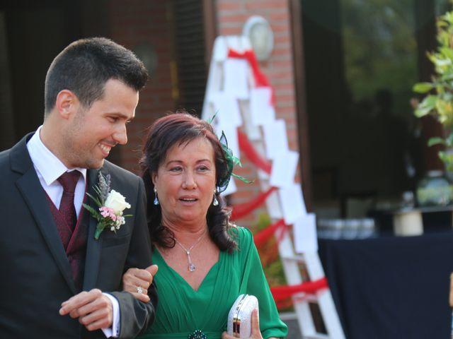 La boda de Juandi y Nuria en Premia De Dalt, Barcelona 14