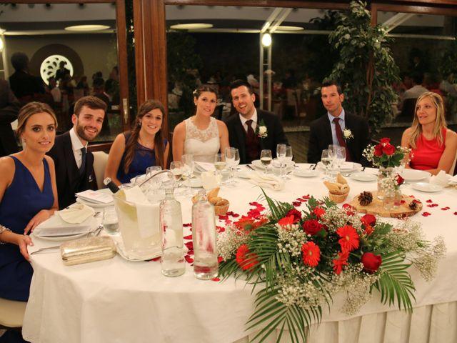 La boda de Juandi y Nuria en Premia De Dalt, Barcelona 17