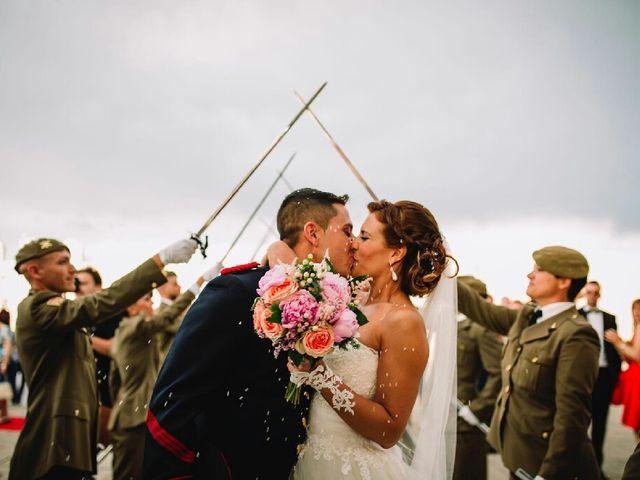 La boda de Pedro  y Azahara  en Minglanilla, Cuenca 4