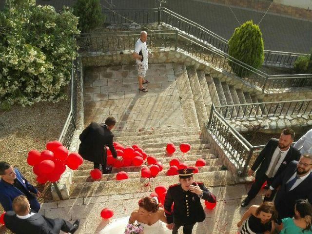 La boda de Pedro  y Azahara  en Minglanilla, Cuenca 5