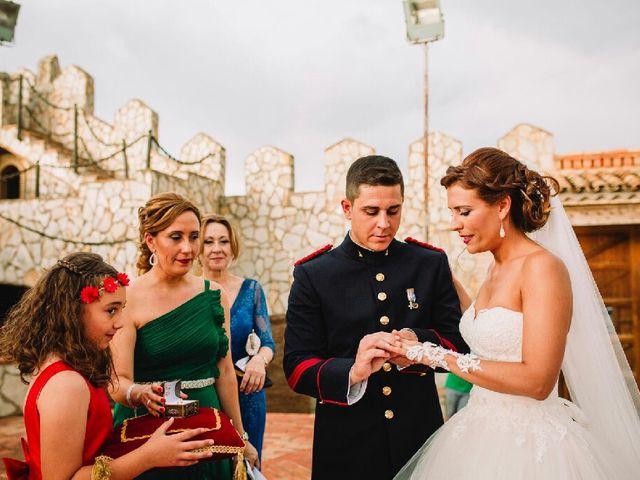 La boda de Pedro  y Azahara  en Minglanilla, Cuenca 6