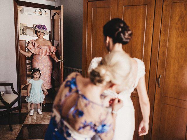 La boda de Sergio y Pilar en Manzanares, Ciudad Real 17