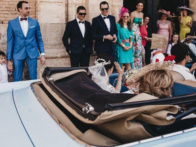 La boda de Sergio y Pilar en Manzanares, Ciudad Real 26