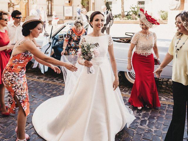 La boda de Sergio y Pilar en Manzanares, Ciudad Real 27