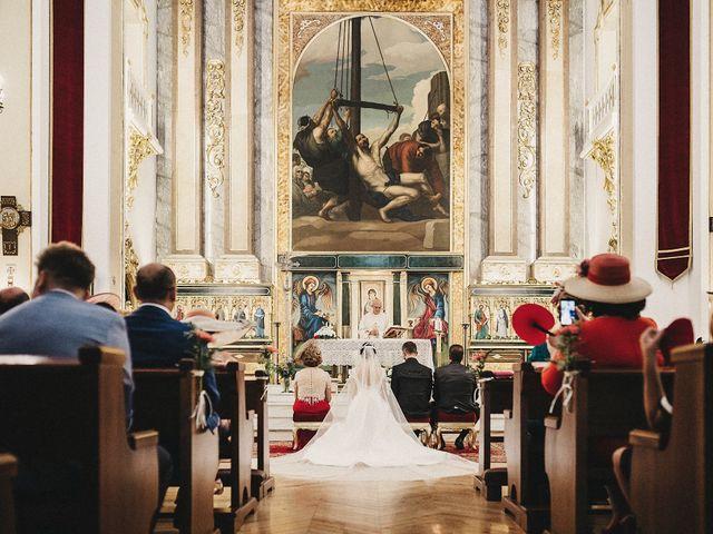 La boda de Sergio y Pilar en Manzanares, Ciudad Real 32
