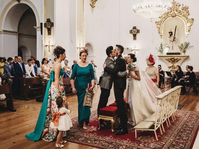 La boda de Sergio y Pilar en Manzanares, Ciudad Real 33